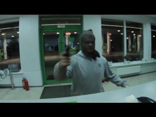 Клип посвящается работе охранников гбр ЧОП - Люди в чёрном охрана