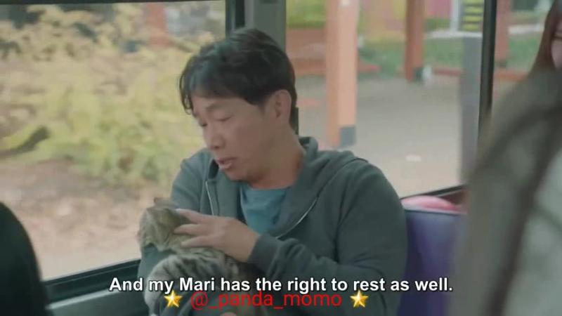 Момент из дорамы Корейский Идолмастер 1 серия ( Озвучка Холодный ветер ).480_05.mp4