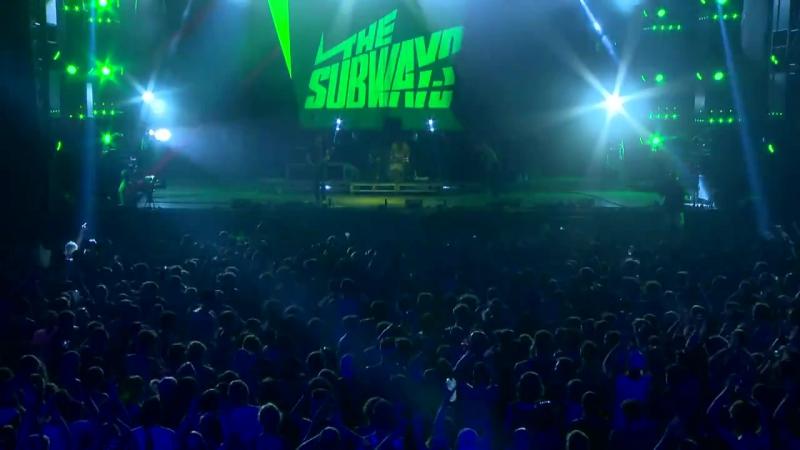 The Subways - Live (Sziget Festival 2015) [РĩF]
