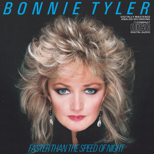 Bonnie Tyler альбом Faster Than The Speed Of Night