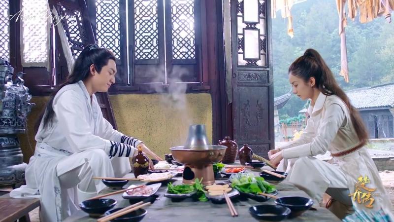 [57/58] Легенда о Чу Цяо / Legend of Chu Qiao / Princess Agents / 楚乔传