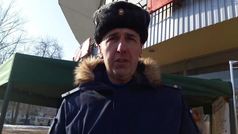 подполковник Воронцов Александр Борисович