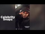 Vanessa Hudgens - Snapchat Videos - August 14th 2017