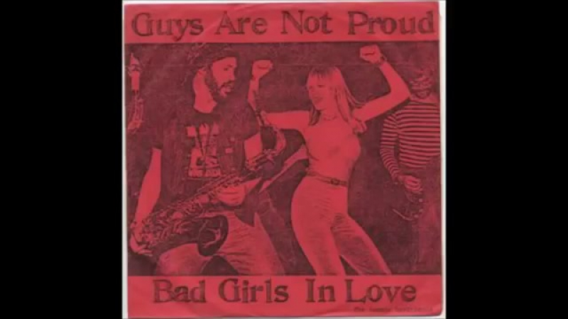 The Anemic Boyfriends - Guys Are Not Proud