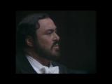 Luciano Pavarotti. Werther - Pourquoi me reveiller