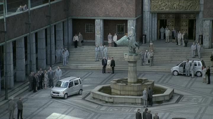 Неуместный человек Den brysomme mannen (2006) IMDb 7.40