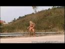 Nude in public Petri