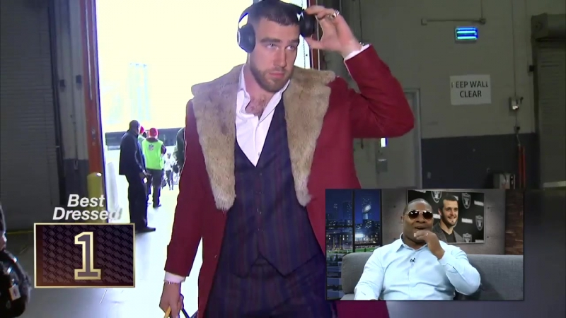 Top Best/ Worst Dressed NFL Stars From Week 13 😎 _ Fashion Po-Po 🚨🚔