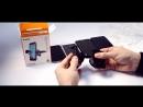 Обзор автомобильного держателя Onetto CD Slot Mount One Touch Mini в CD-Rom для телефонов CS2SM9