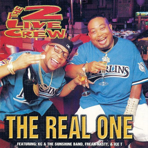 2 Live Crew альбом Real One (clean)