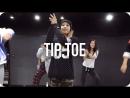 1Million dance studio Tip Toe - Jason Derulo  Beginners Class