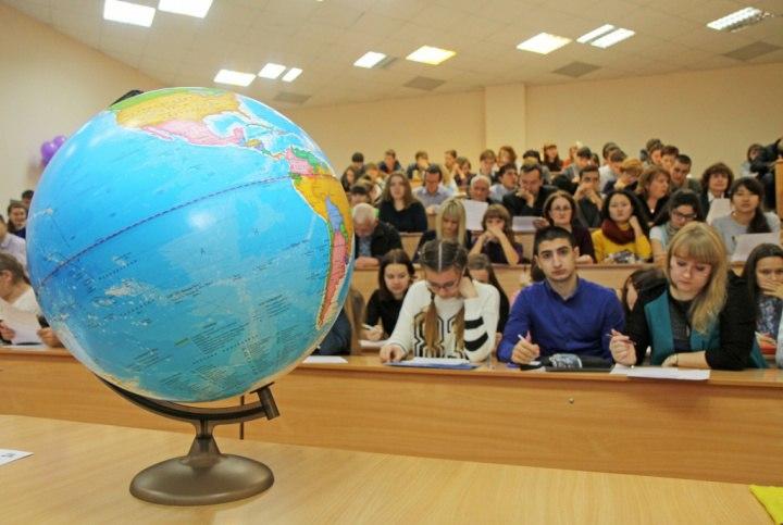 Географический диктант прошел в Зеленчукском районе
