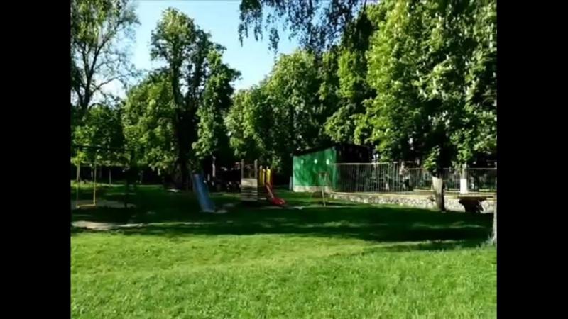 Парк посёлка Глушково. 2017 г. Фильм второй. Глушковский район. Автор Юрец В