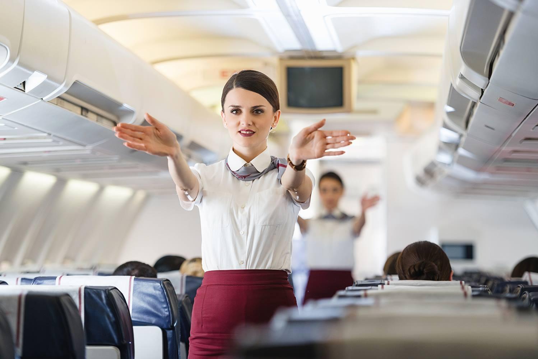 Инструктаж по безопасности перед взлетом