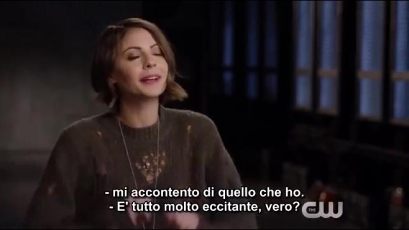 Arrow Season 4 Willa Holland Interview - SUB ITA