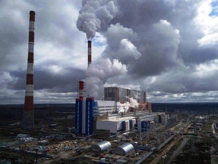 Введен в эксплуатацию крупнейший в России парогазовый энергоблок, оснащенный оборудованием «Красного котельщика»