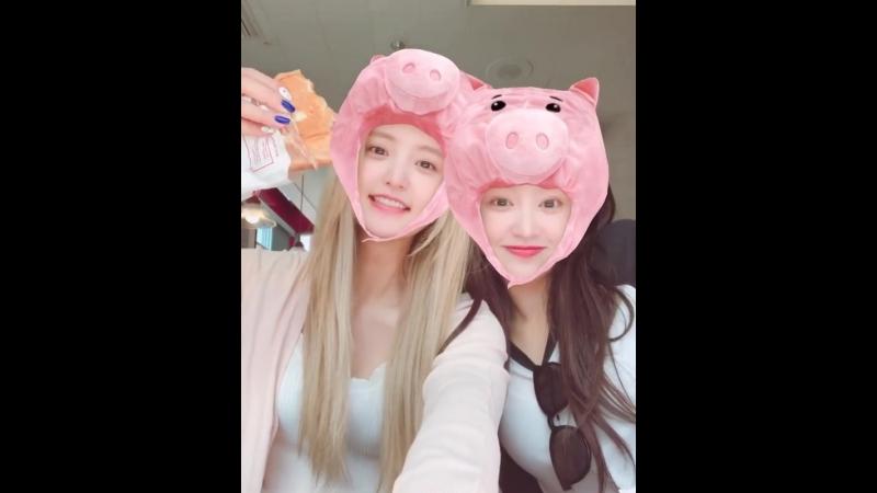 [SNS] 180501 Junghwa @ Instagram Update