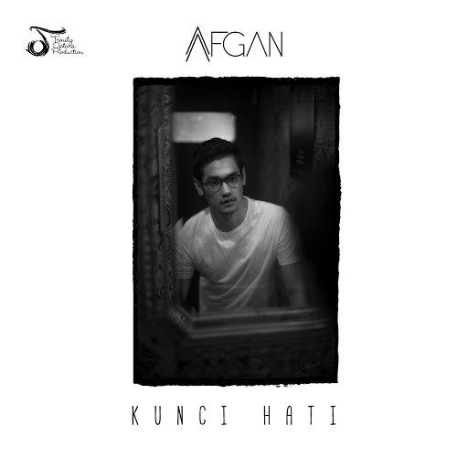 Afgan альбом Kunci Hati