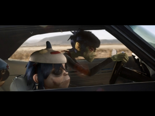 Gorillaz - Stylo (Official Music Video)