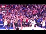 Лучшие моменты из концовки 3-го матча «Сиксерс»–«Селтикс»