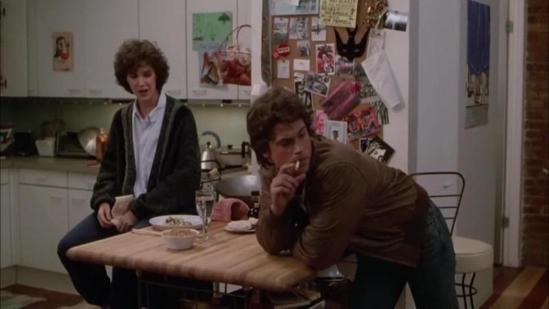 ЧТО СЛУЧИЛОСЬ ПРОШЛОЙ НОЧЬЮ 1986 трагикомедия мелодрама Эдвард Цвик DIVX 1080p