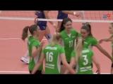 Волейбол Чемпионат России Енисей - Заречье 04_12_2017 г.