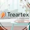 Негорючие ткани TREARTEX (Треартекс)