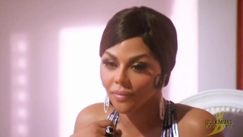 Lil' Kim on Paris Hilton's My New BFF