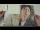 Unboxing Monsta X 몬스타엑스 1st Studio Album Repackage Shine Forever (Both A B Edi