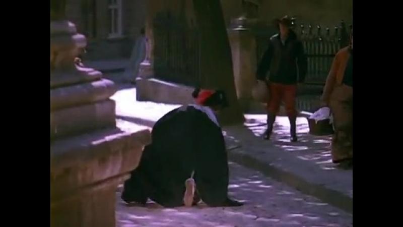 Михаил Боярский и Лев Дуров - Дуэт Де Тревиля и ДАртаньяна хф ДАртаньян и три мушкетера