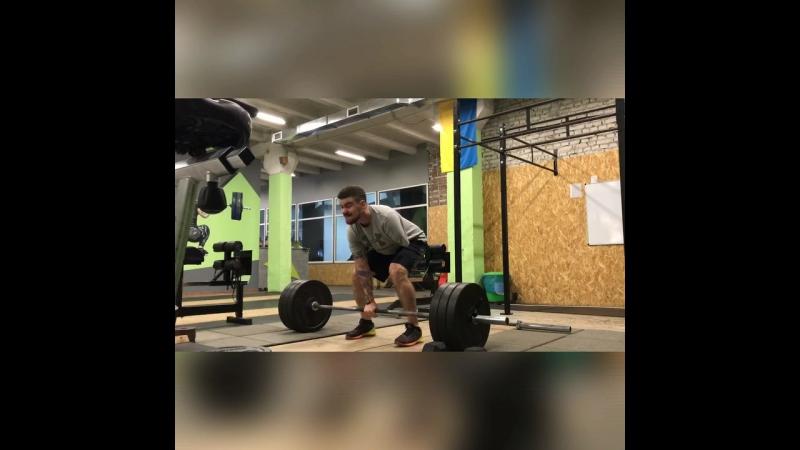 Slava Kulakovskyi in Garage Lviv Gym
