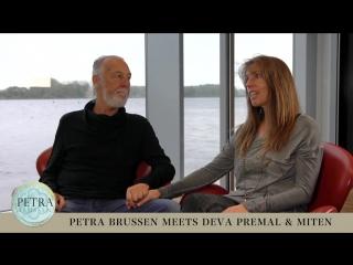 Deva Premal & Miten - Interview with Petra Brussen (Dec 2017) Netherlands