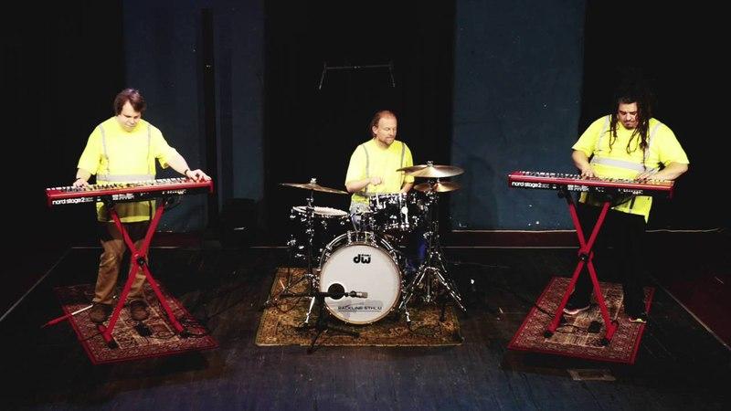 Nord Live Sessions 2 MatsMorgan Band - Part Two Elka Deep Phase