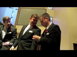 Лучшие друзья на свадьбе