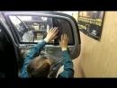 Подробная тонировка стекол автомобиля своими руками Часть 2