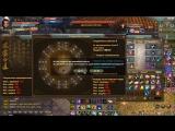 Perfect World (пв) - Открытие чакр друида, везение 100 лвл