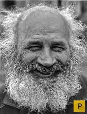Хитрый дедуля