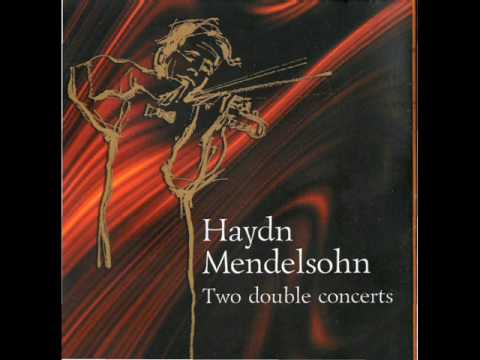 Joseph Haydn Double Concerto F-Dur for Violin, Cembalo and string orchestra - Largo p.2