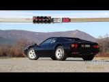 Ferrari 512 BB (Berlinetta Boxer) - Драйверские опыты Давида Чирони