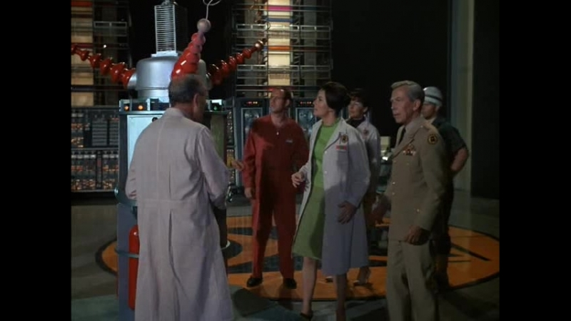 The Time Tunnel / S01E29 Raiders From Outer Space (rus)