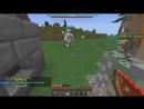 ПРОТИВОСТОЯНИЕ ДВУХ СТОРОН 50 ЧЕЛОВЕК! 25х25 ЖЕСТКАЯ БИТВА В ТЮРФ ВАРС! Minecraft Turf wars