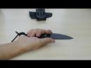 🔪 Beer Claw Nettle - городской нож фиксед с Aliexpress.