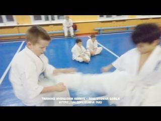 Клуб «Тэнгу Про» Подготовка бойца Кёкусинкай карате - Это было здорово https://vk.com/oyama_mas