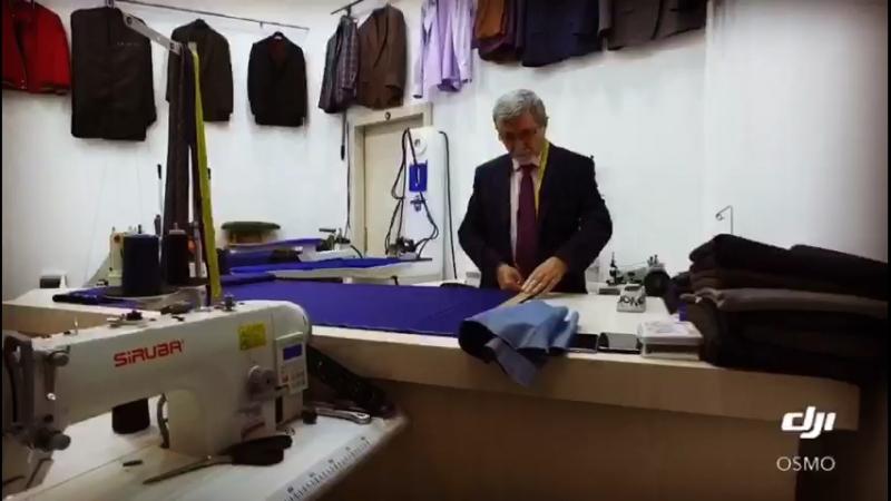 My tailor shop