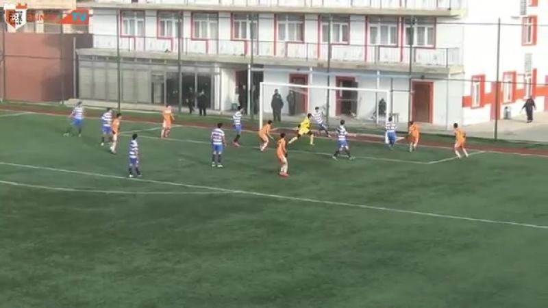 'Əlincə' - 'Bakı' 4-0 (U-16 Liqası, VI Tur_001(0).3gp