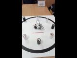 Впервые программировал робота Lego Mindstorms EV3. Как всегда первый блин комом))