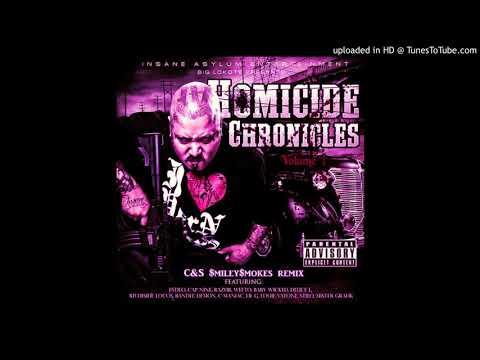 Big Lokote ft Estilo Demon Gangsta Walk C S $miley$mokes remix