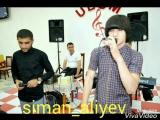 Siman ft Ekrem Qulami - Bir Defe Axtarsan 2017 Yeni