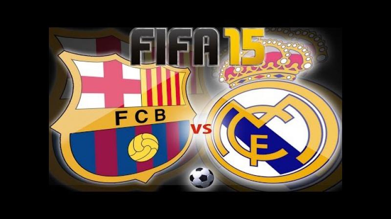 FIFA 15 супер Игра.