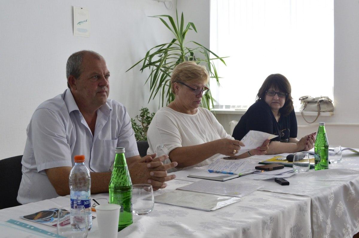 Ветврачи из 10 районов Ростовской области обсудили вопросы ветеринарного обслуживания рыбоводных хозяйств
